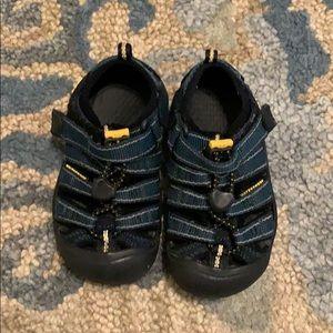 Keen Blue water shoe